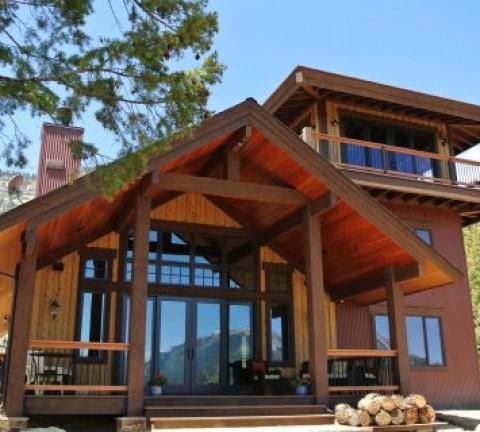 custom home in durango colorado
